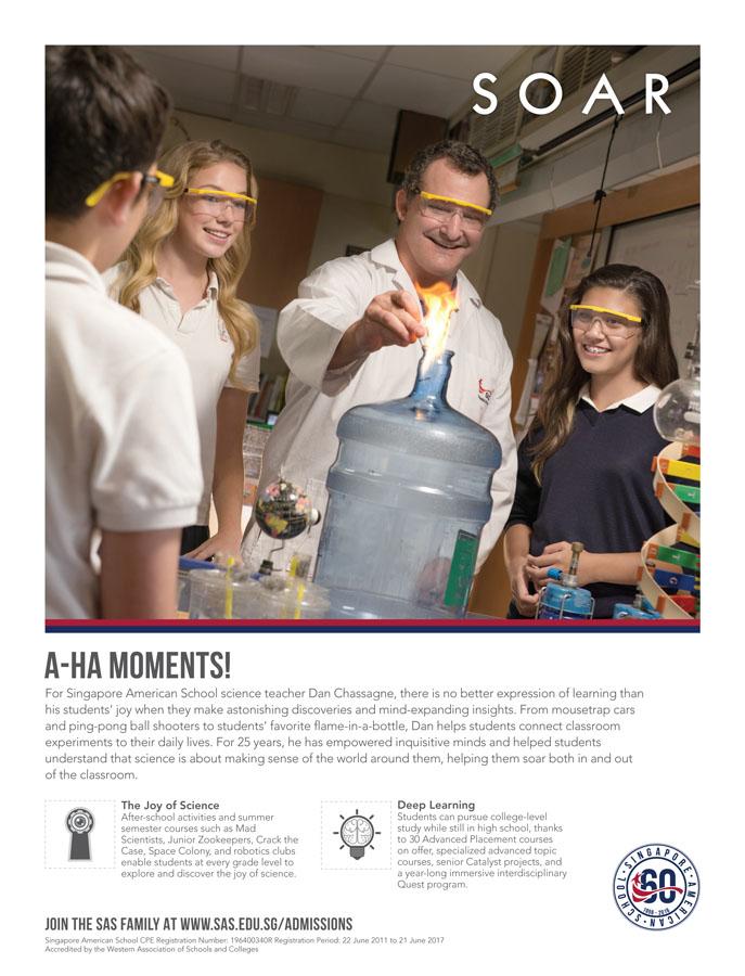 Soar Ad 2015 - Science