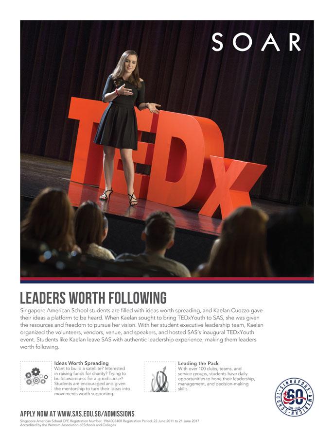 Soar Ad 2015 - TEDx