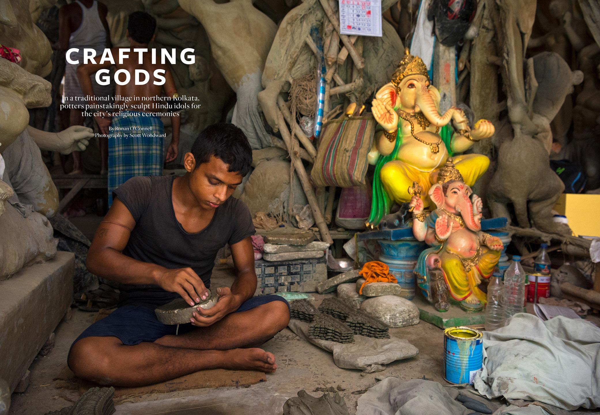 WOODWARD - Crafting Gods 01 sm
