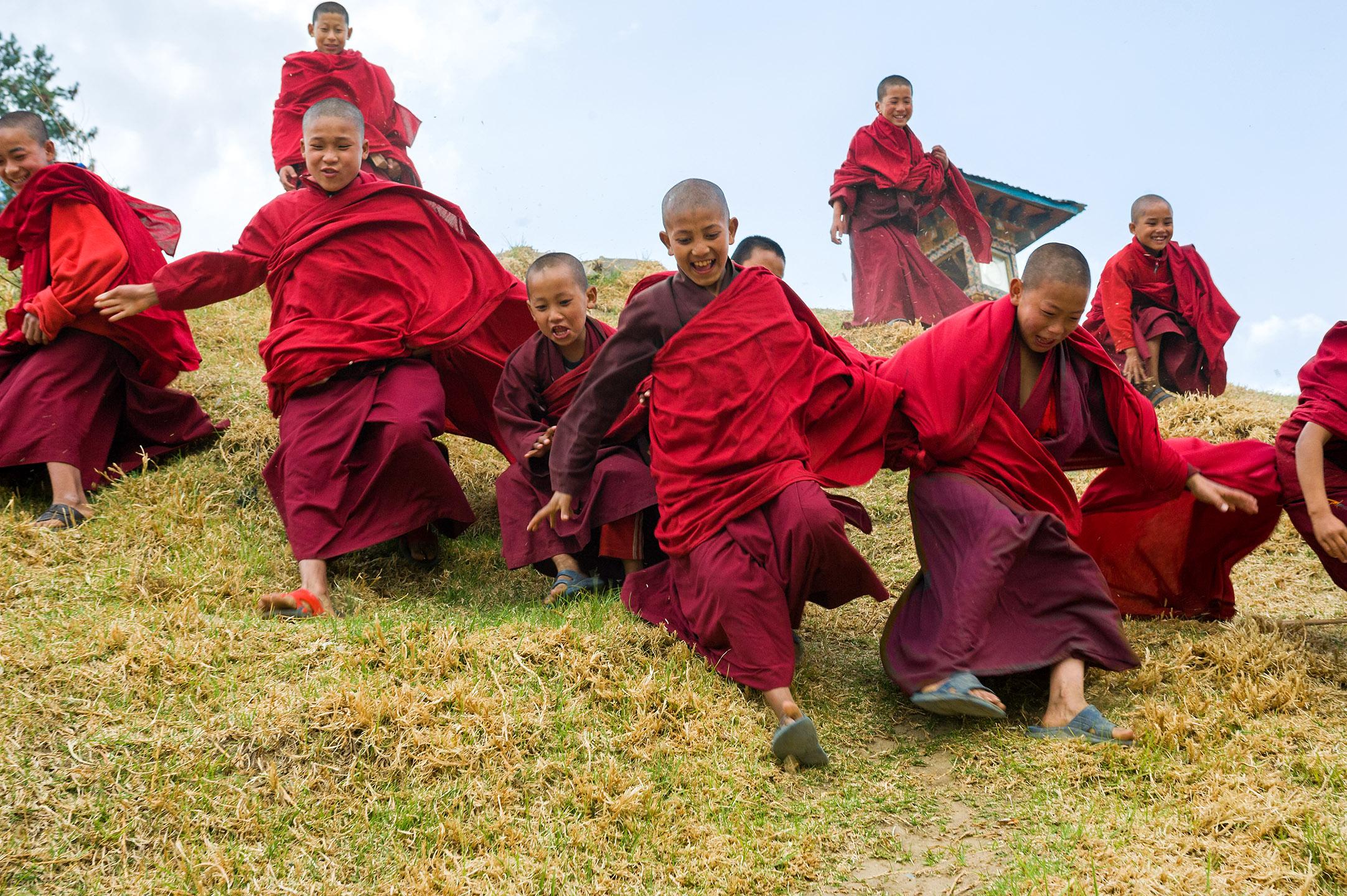 SCOTT A WOODWARD_DSC4737 (Dechen Phodrang Monastery, Thimphu)