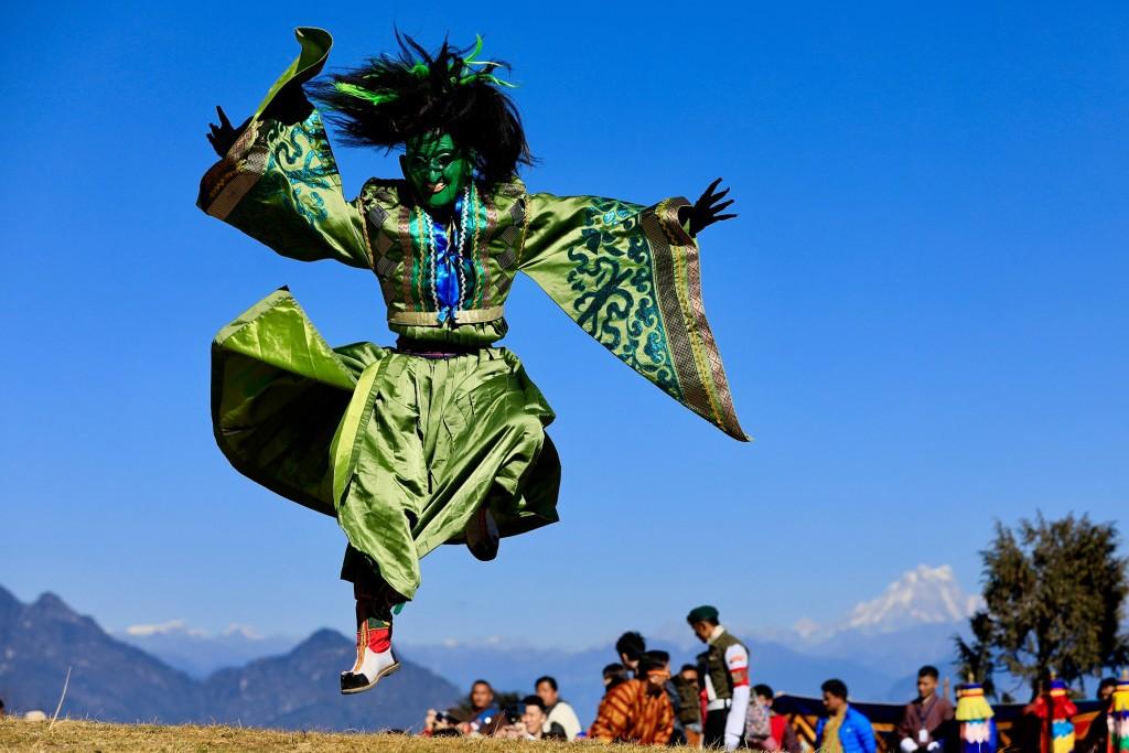 PATRICK - Bhutan 1