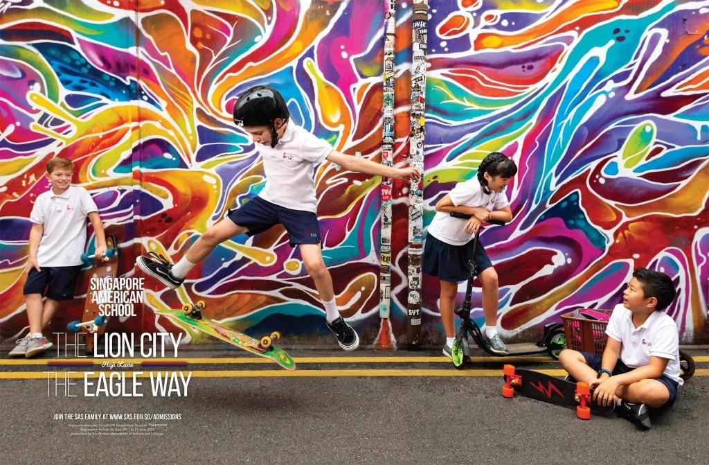 SCOTT A WOODWARD - The Lion City The Eagle Way all ad_FA_spread-1