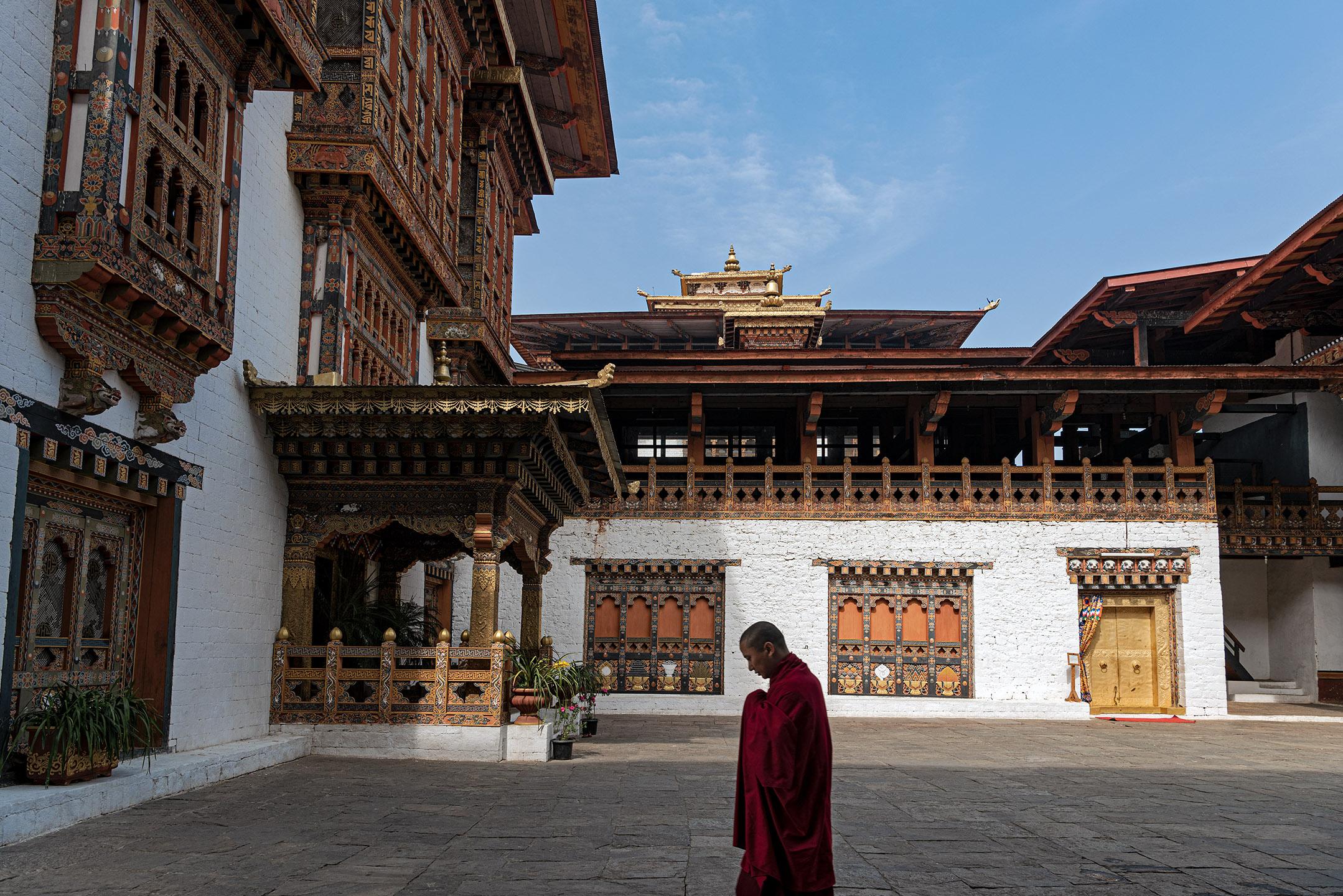 SCOTT A WOODWARD_DSC2045 (Punakha Dzong)