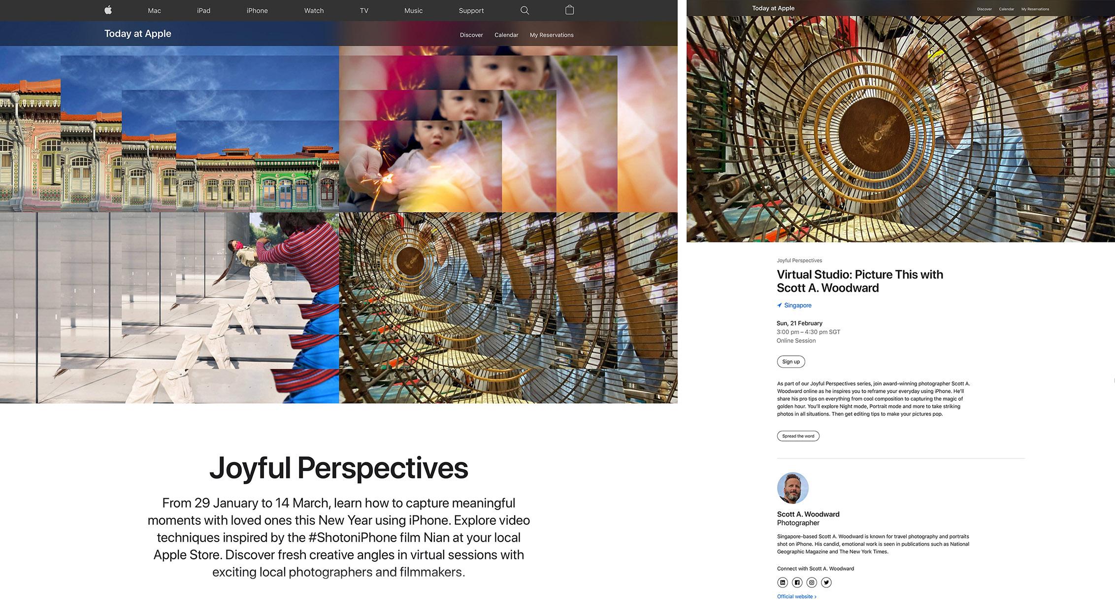 Apple Joyful Perspectives (Blog sm)